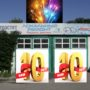 1-го Июня исполняется 10 лет 1-му СТО Локальной покраски Автоэстет!